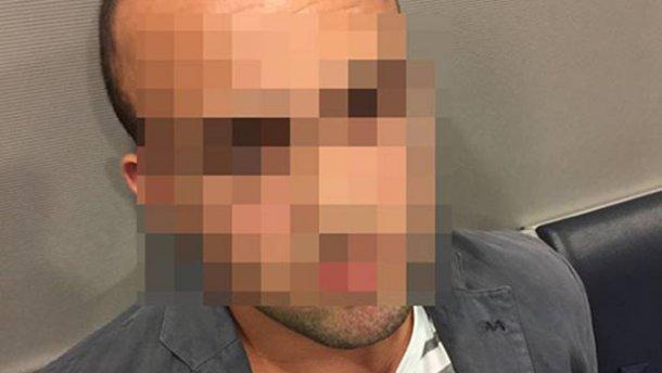 Затримали чоловіка, який влаштував стрілянину у Києві