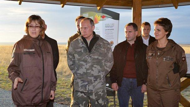 У Путіна виявили елітну дачу в Карелії
