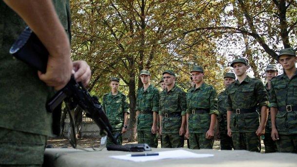 У військкоматі майор відмовився приймати на службу добровольця з Росії