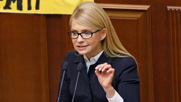 """Сьогодні суд розглядає """"газовий"""" позов Тимошенко проти Кабміну"""