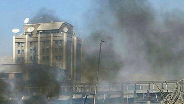 У Сирії знову обстріляли з мінометів Посольство Росії