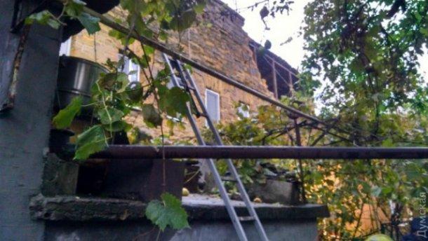 В Одесі завалився будинок: є загиблі (ФОТО)