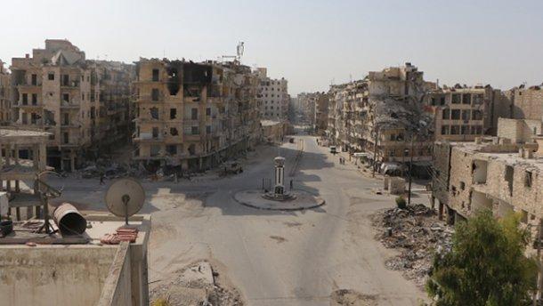 В Алеппо школу накрили ударами: загинули діти