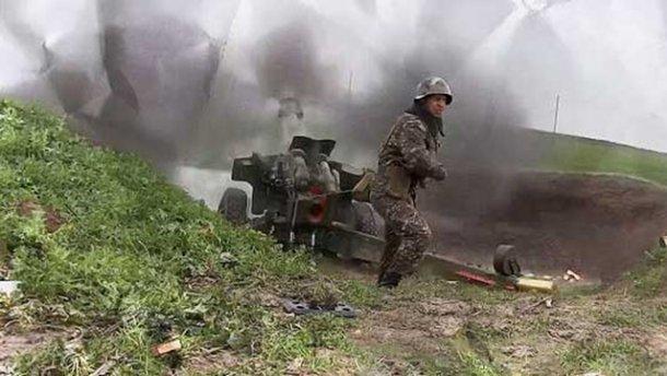 Широкине, Водяне та Лебединське опинилися під шквальним вогнем артилерії, – штаб АТО