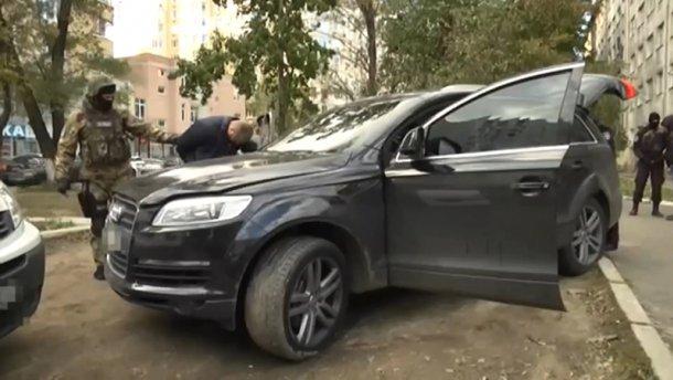 На Одещині поліцейські викрили групу озброєних іноземців