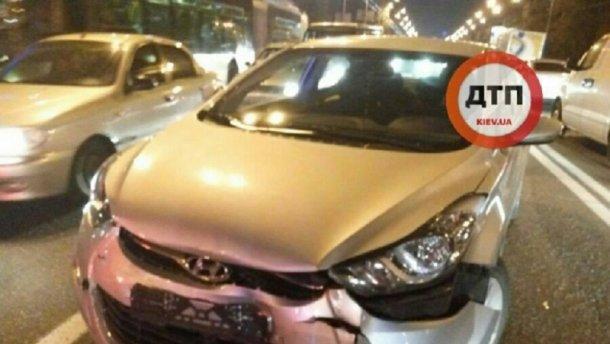 П'яний водій влаштував погоню у Києві