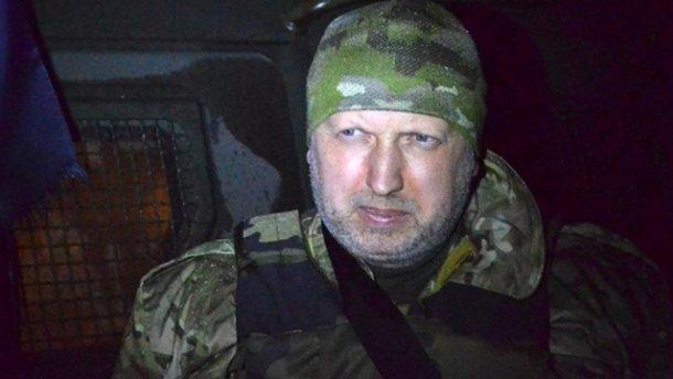 Турчинов зробив різку заяву щодо активізації російської агресії на Донбасі