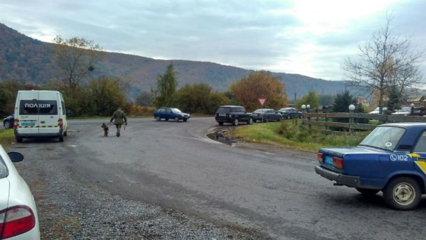 Під Мукачевом знову кримінальні розбірки зі стріляниною