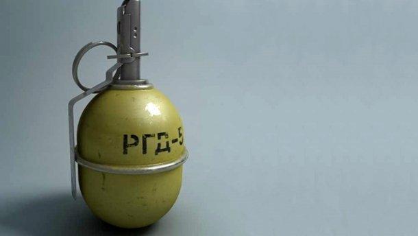 В лікарні Авдіївки знайшли гранату