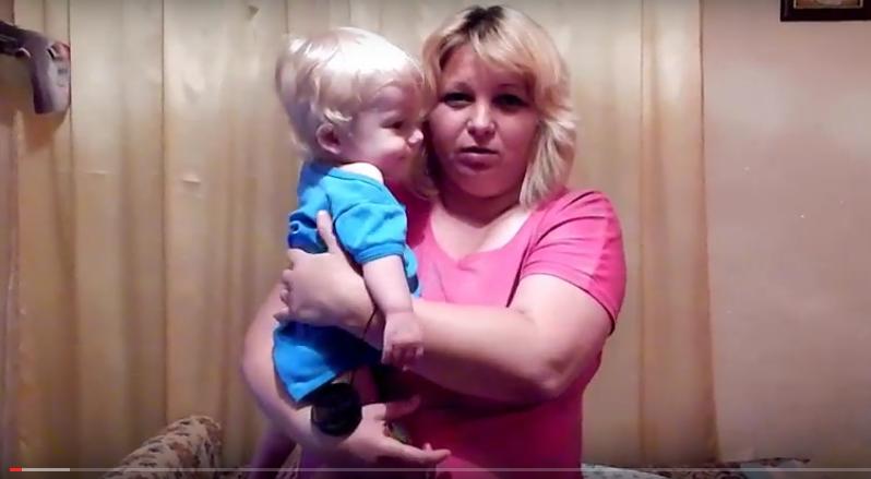 Допоможіть маленькому Миколайчику з Іршави вижити (ВІДЕО)
