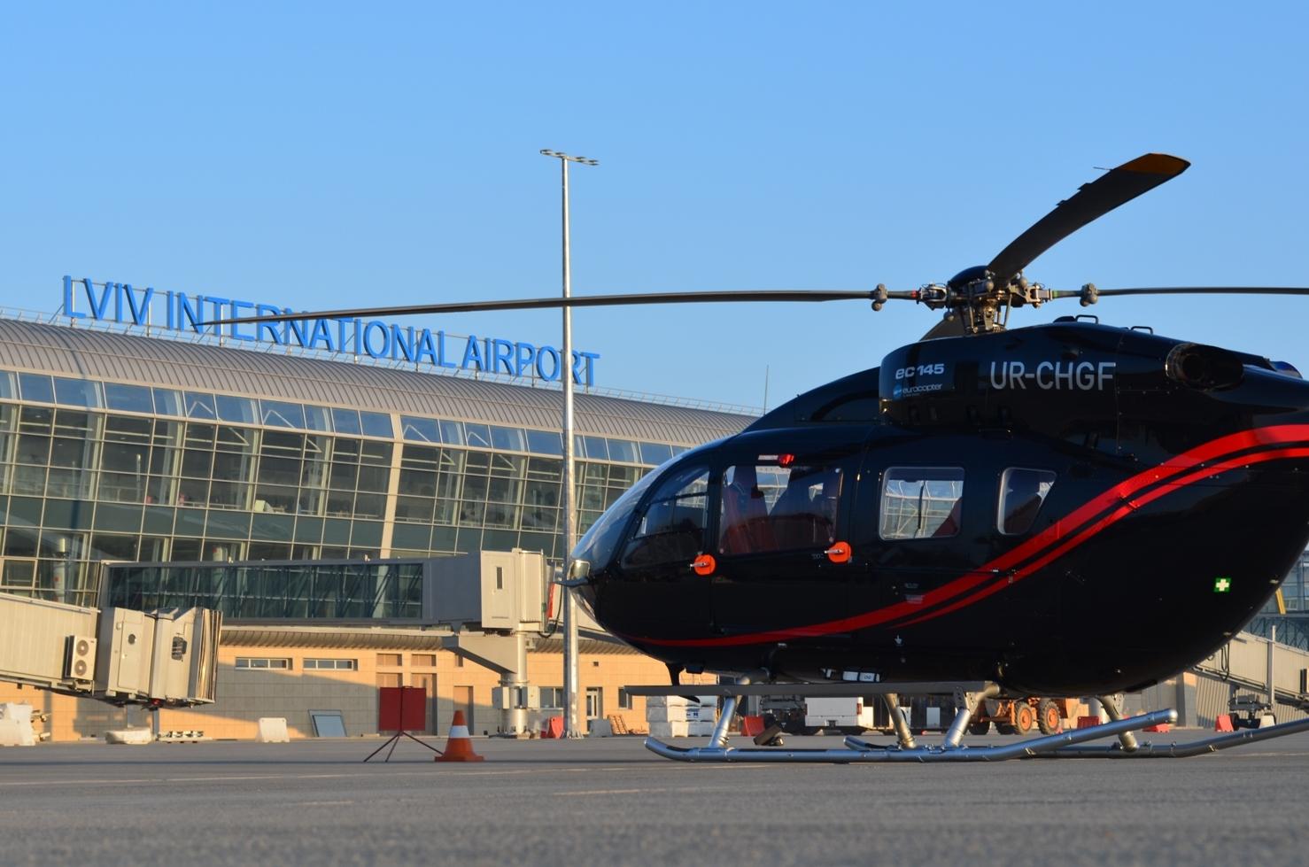 Керівництво Львівського аеропорту підозрюють у розтраті 860 тисяч гривень