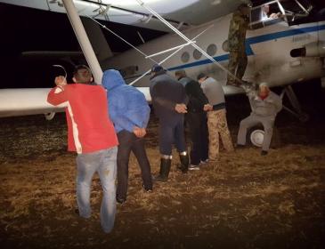 СБУ затримала літак хмельницьких контрабандистів