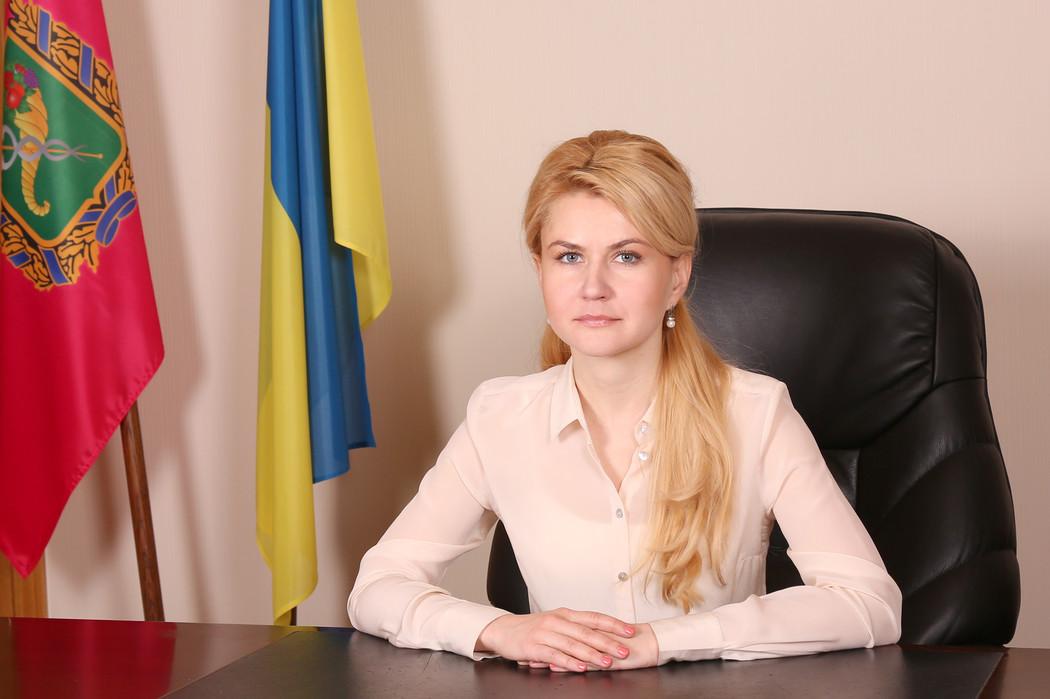 В Україні з'явилася жінка-губернатор