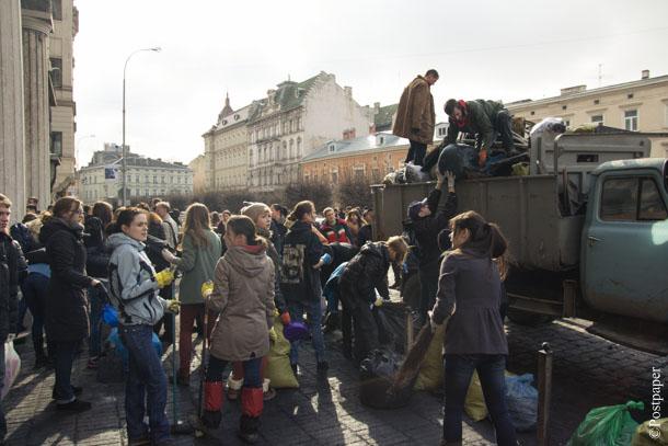 Апокаліпсис у Львові