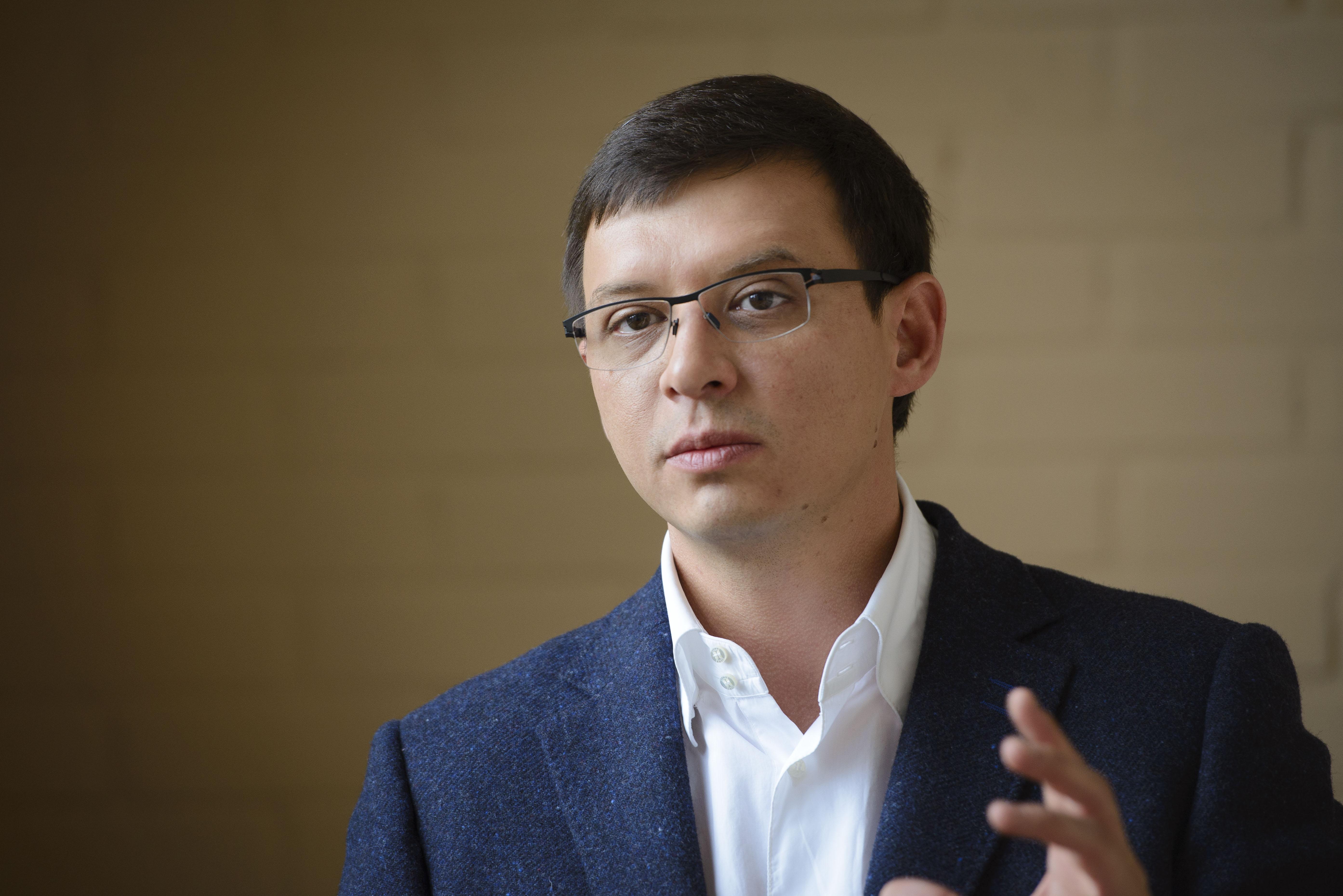У СБУ сьогодні чекають Мураєва з плівками розмов заступниці глави Нацбанку