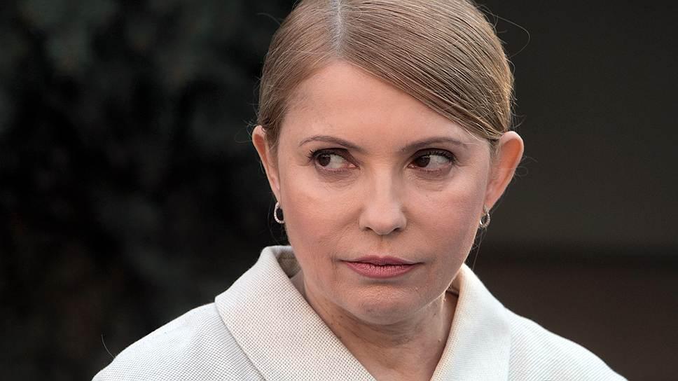 Соболєв попросив НАЗК перевірити спосіб життя Тимошенко