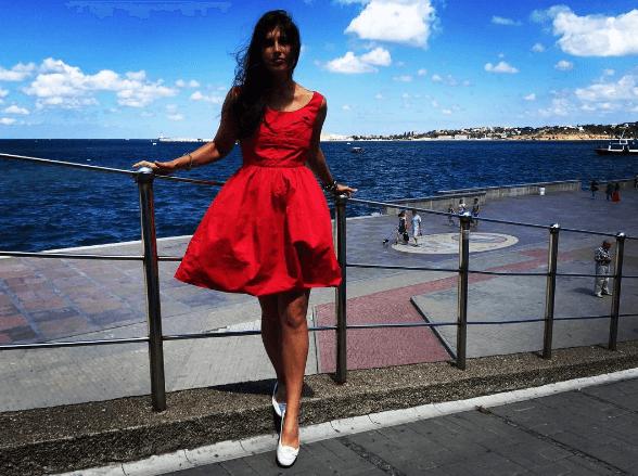 """Як """"бідно"""" живе дружина українського судді: на рахунку 2,900 гривень, а катається на яхті"""