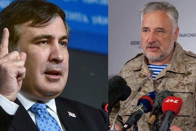 """Донецький чиновник Жебрівський: """"Що я думаю про крісло Саакашвілі"""""""