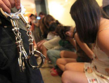 Харківські поліцейські затримали в Одесі вербувальників «секс-рабинь»