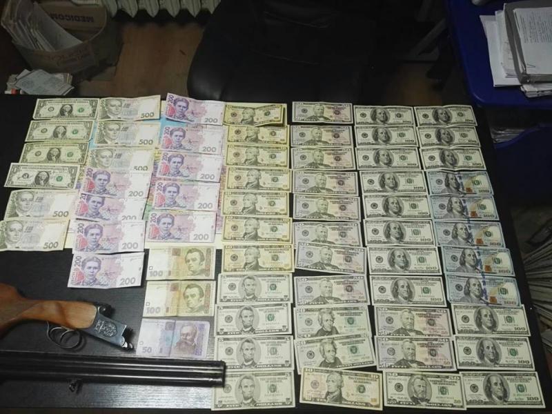 В Одесі на хабарі затримали поліцейського