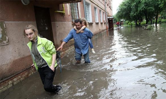 Термінове попередження! Львів сьогодні може поринути під воду – остерігайтесь