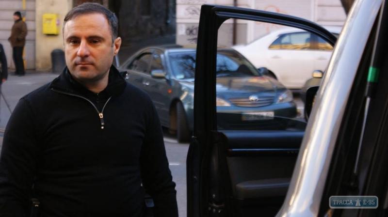 Начальник поліції Одеської області подав у відставку