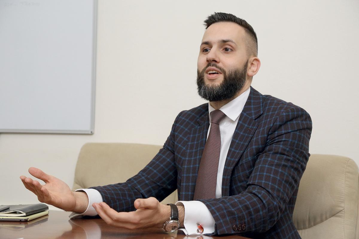 Заступника міністра економіки Нефьодова підвищили