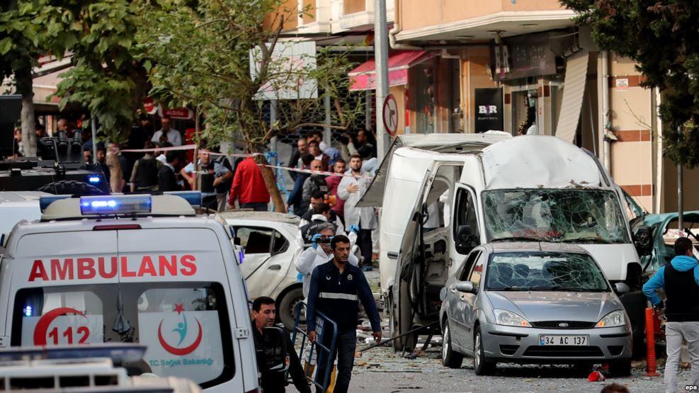 Терміново: жахливий вибух у Туреччині. Дуже багато жертв