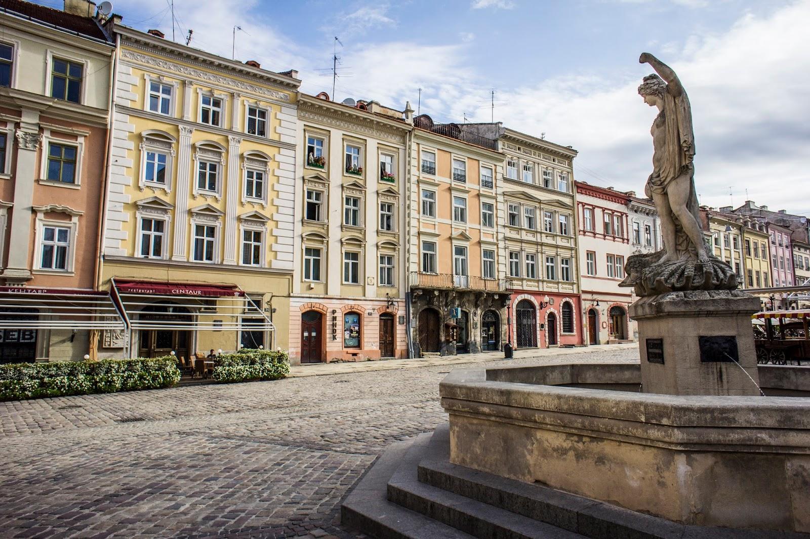 Оце так новина: у Львові будуватимуть новий памятник