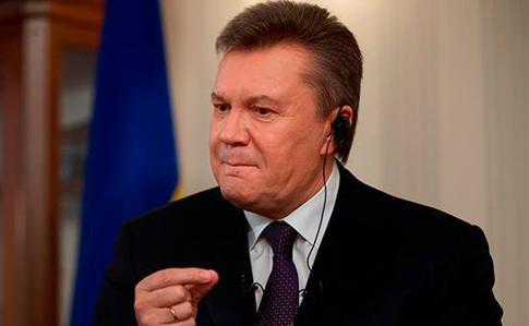 Горбатюк: Допит Януковича може відбутися 25 листопада