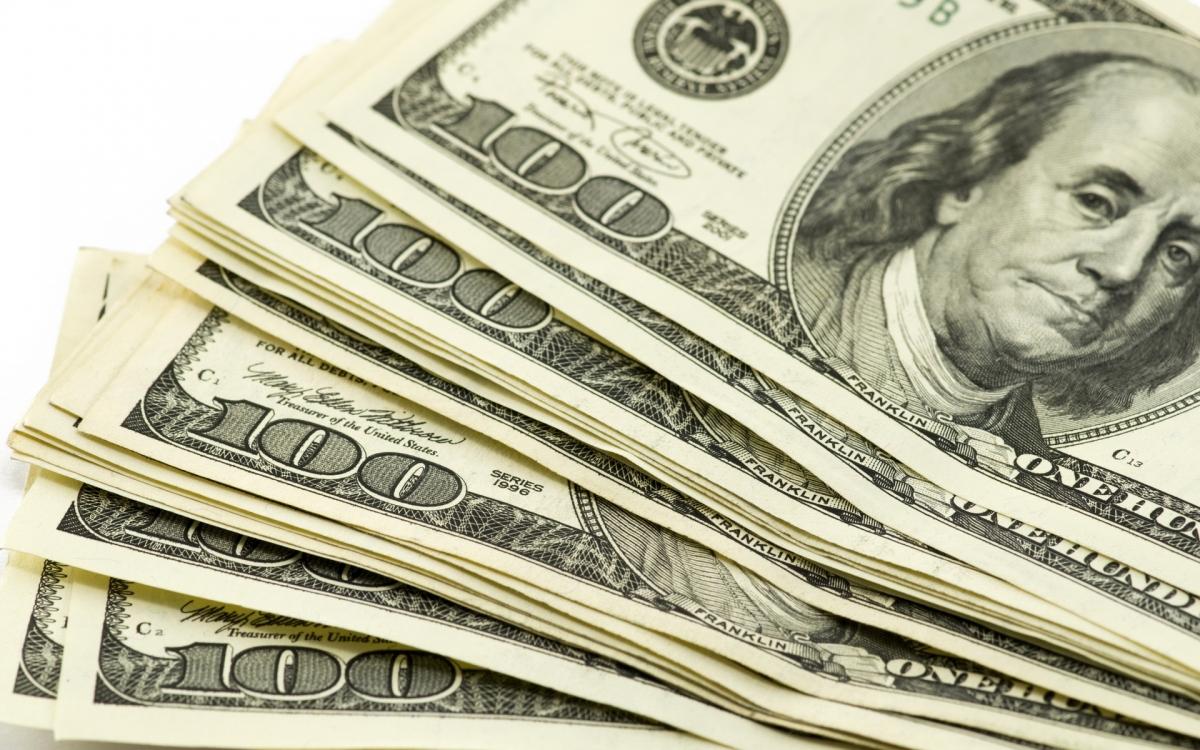 Курс валют на 1 листопада. Іноземна валюта дорожчає