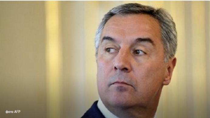 Чорногорія дізналася про плани «російських націоналістів» вбити прем'єр-міністра
