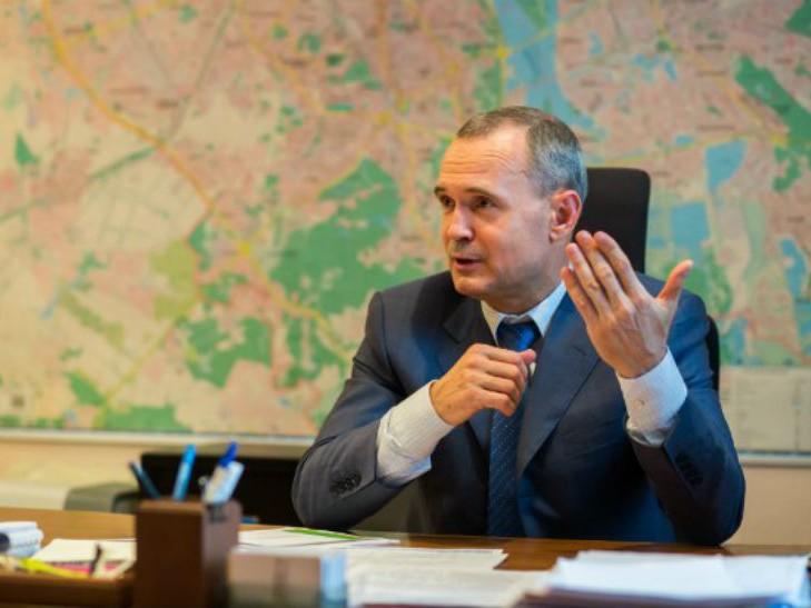 Заступник Кличка купив синові квартиру в Києві за 16 гривень