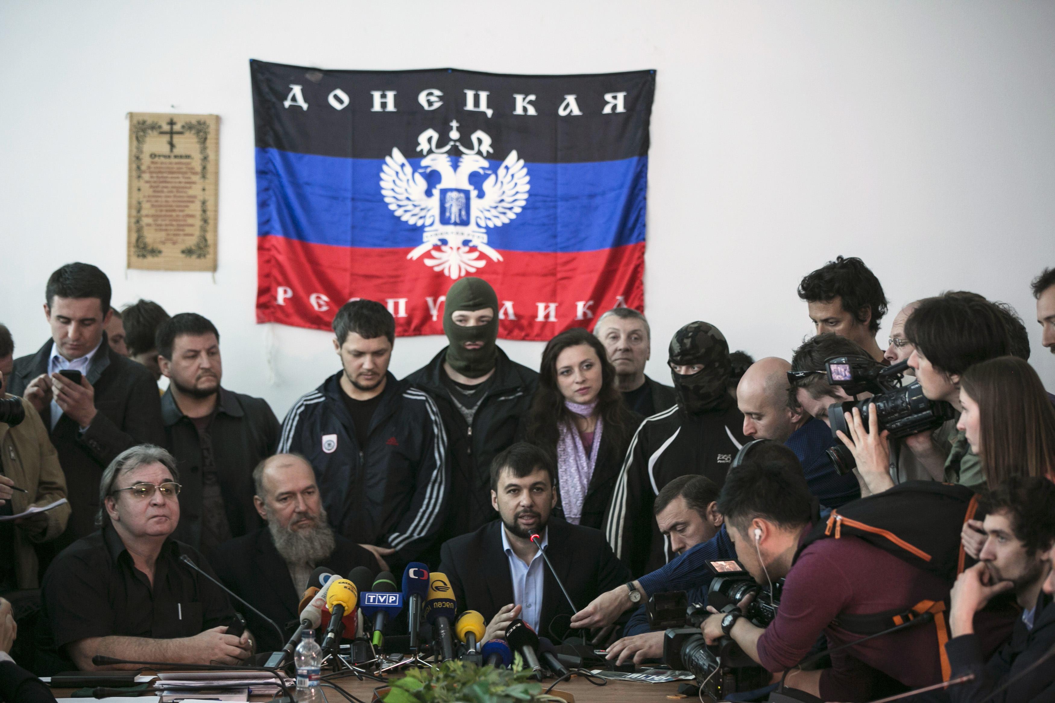 """У Misanthropic Division спростували затримання своїх членів у """"ДНР"""""""