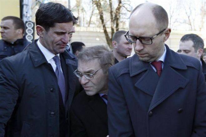 """Порошенко вивів Пашинського з наглядової ради """"Укроборонпрому"""""""