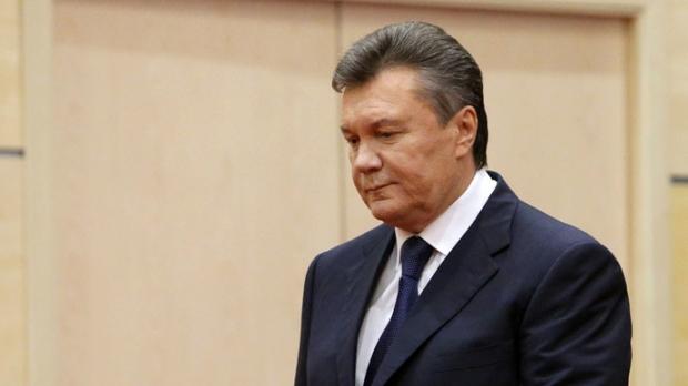 Утікач Янукович стверджує, що втрату Криму спровокував Майдан