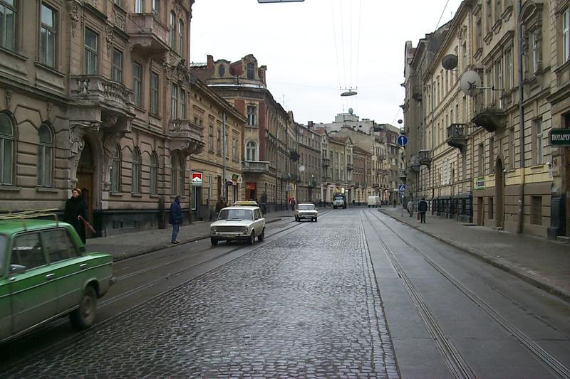 На вулицю Вітовського у Львові чекають кардинальні зміни. Що саме зроблять з вулицею?