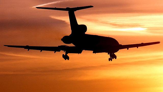 ЗМІ: У РФ з радарів зник Ту-154, на борту військові, артисти, преса