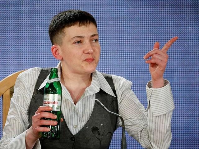 """Савченко планує створити партію з """"консерв"""""""