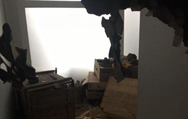 У волонтерському центрі в Одесі невідомі влаштували погром