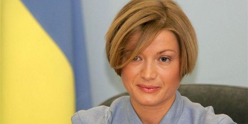 Геращенко заявила про швидке звільнення українських полонених