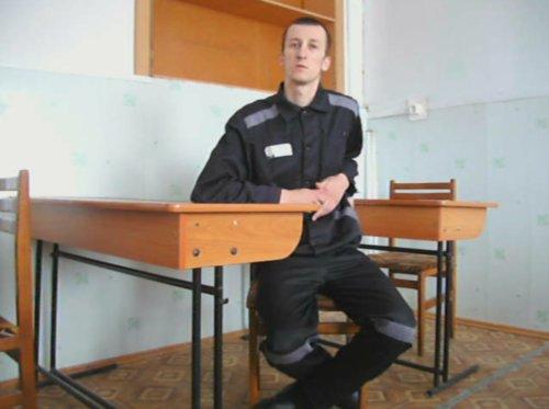 Український в'язень «поправився» в російській тюрмі