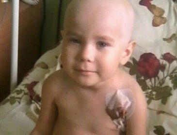 3-річна Настя потребує вашої допомоги. Їй необхідна термінова пересадка печінки