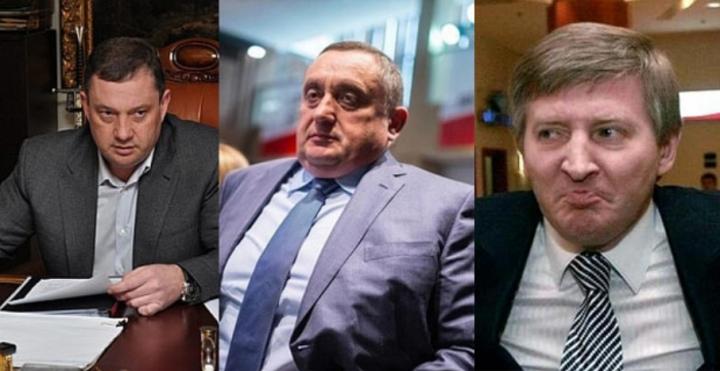 Дубневичі та Ахметов розділили між собою тендер Укрзалізниці на 491 млн грн
