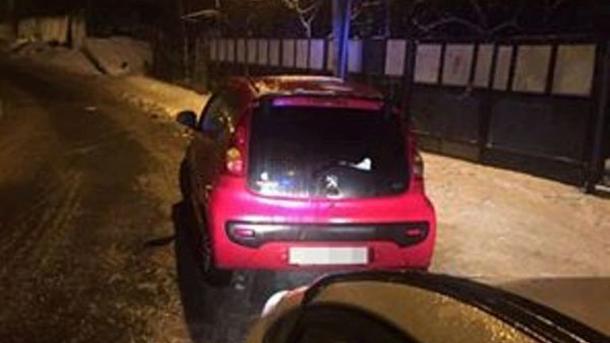 У Львові патрульні виписали автоледі штраф у 40 тисяч