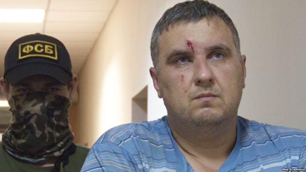"""У Росії суд продовжив арешт ще одному українському """"диверсанту"""""""