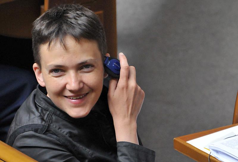 СБУ: Про візит Савченко не знали, в Мінську вона говорила не тільки про заручників