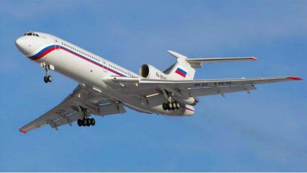 Визначили кілька причин падіння літака Міноборони Росії