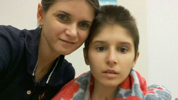Врятуйте життя дівчинці: Ксенія після ДТП потребує посиленої реабілітації