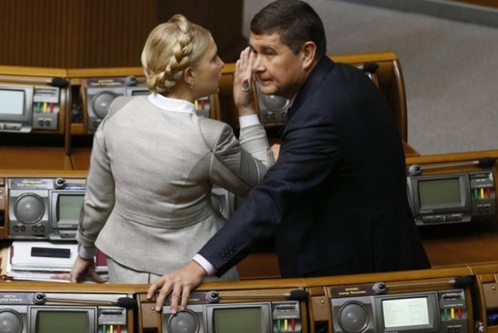 Має інформатора на стороні: Тимошенко приховує свої зв'язки з впливовим депутатом
